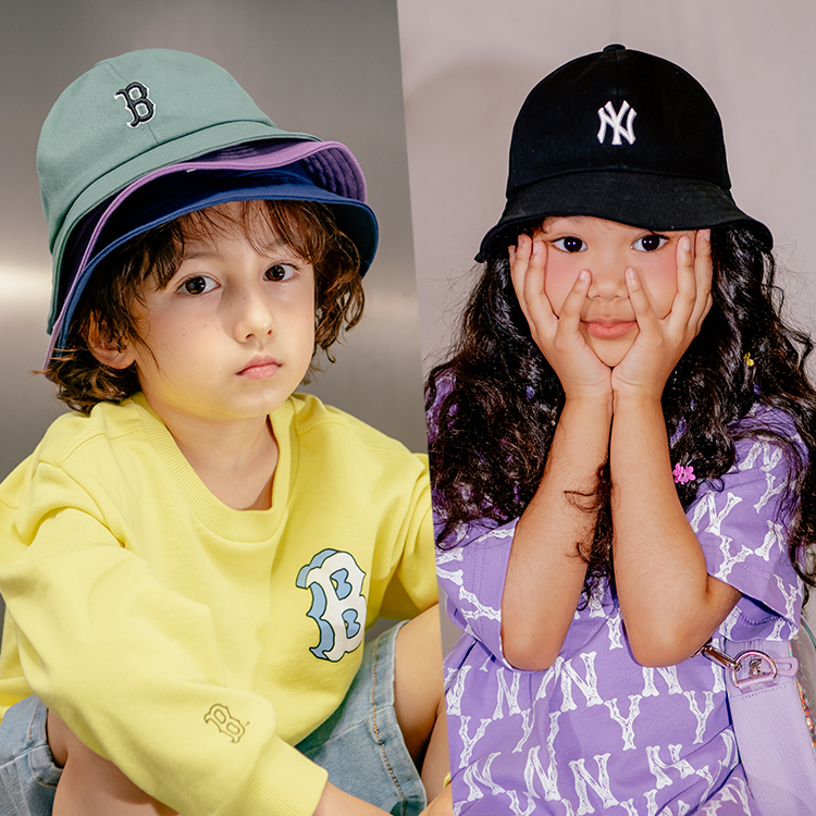 MLBKIDS HAT COLLECTION