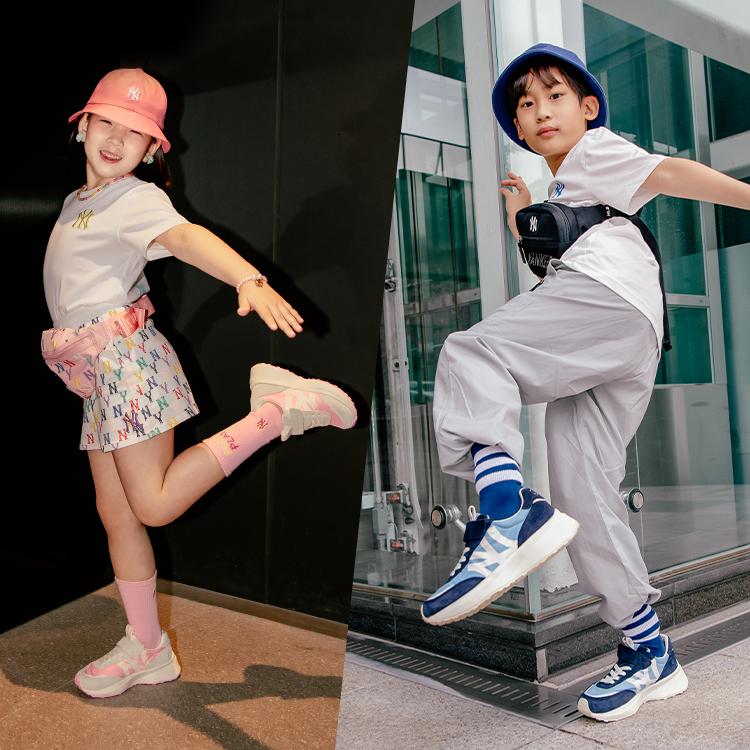 스타일의 차이는 발끝차이 #MLB키즈청키조거