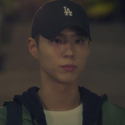'청춘기록' 박보검 MLB CAP