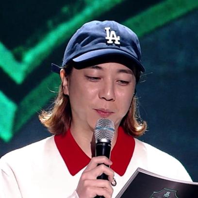 '고등래퍼4' 넉살 MLB CAP