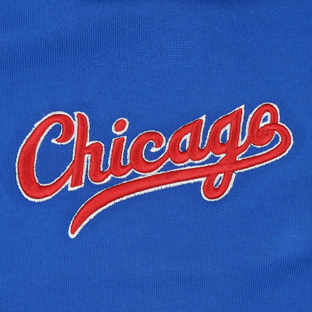 CHICAGO CUBS UNISEX COOPERS TOWN HOODIE