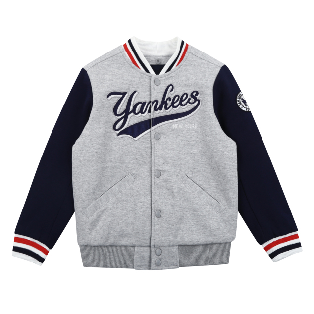 NEW YORK YANKEES UNISEX STADIUM VARSITY JACKET