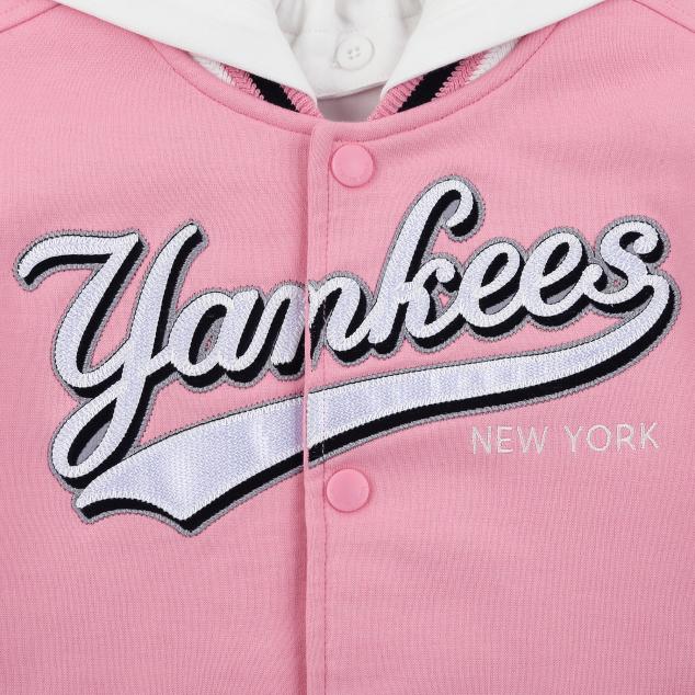 NEW YORK YANKEES UNISEX STADIUM VARSITY JACKET