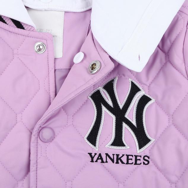NEW YORK YANKEES UNISEX CLASSY VARSITY JACKET