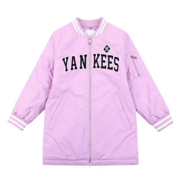 NEW YORK YANKEES UNISEX PENNANT LONG JACKET