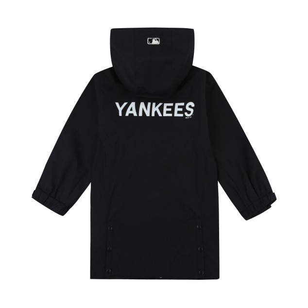 NEW YORK YANKEES UNISEX MAJOR DETACHABLE LONG JACKET