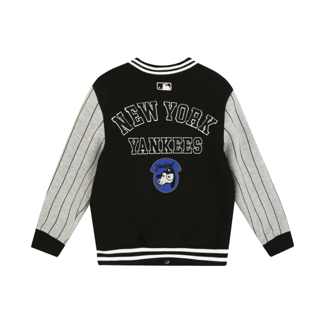 NEW YORK YANKEES UNISEX ATTO PLAY BALL VARSITY JACKET