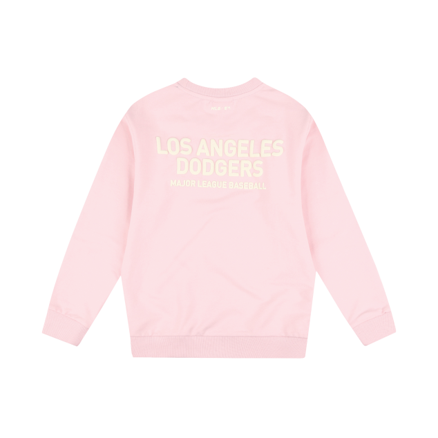 LA DODGERS UNISEX SIMPLE LOGO SWEATSHIRT