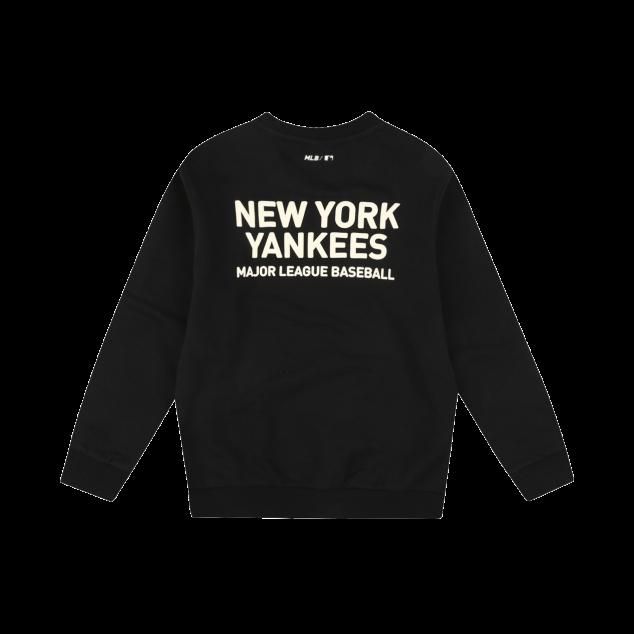NEW YORK YANKEES UNISEX SIMPLE LOGO SWEATSHIRT