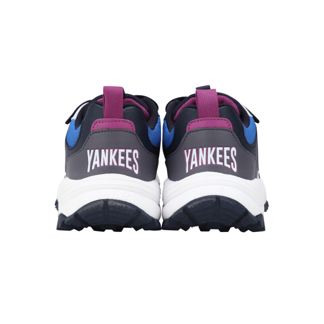 NEW YORK YANKEES PLAY BALL KIDS SNEAKERS
