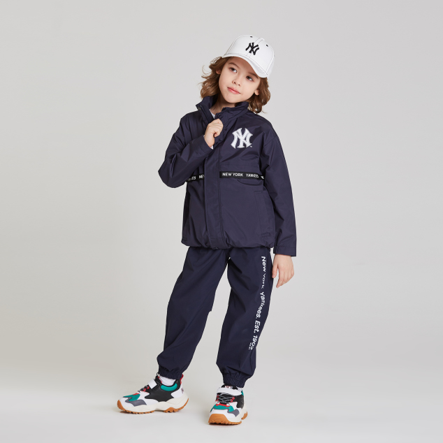 NEW YORK YANKEES UNISEX STREET COLOR CHEMICAL FIBER JOGGER PANTS