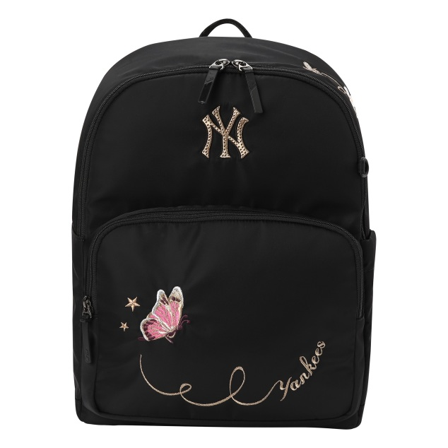 MLBKIDS SCHOOL BAG NEW YORK YANKEES GOLDBEE BUTTERFLY BACKPACK