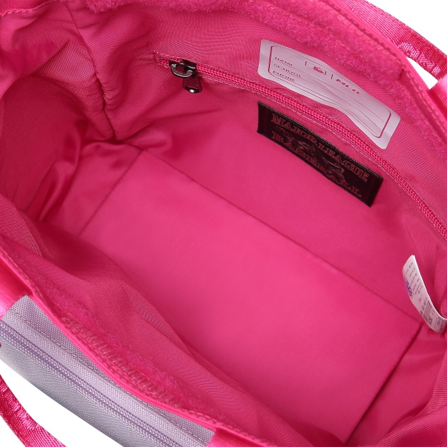 MLBKIDS SCHOOL BAG STAMP HALF-FORMING SQUARE SUB BAG