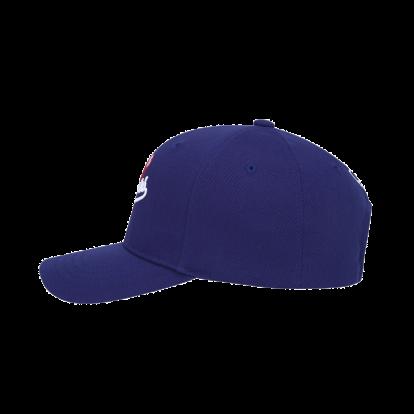 LA DODGERS CAPTAIN MASCOT CURVED CAP