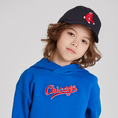 BOSTON RED SOX CAPTAIN MASCOT CURVED CAP