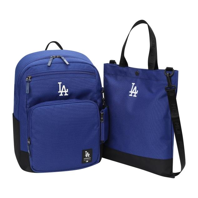 MLBKIDS SCHOOL BAG LA DODGERS SUPERFAN SIMPLE LOGO BACKPACK