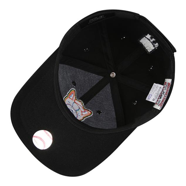 NEW YORK YANKEES COLOR LINE BARK CURVE CAP