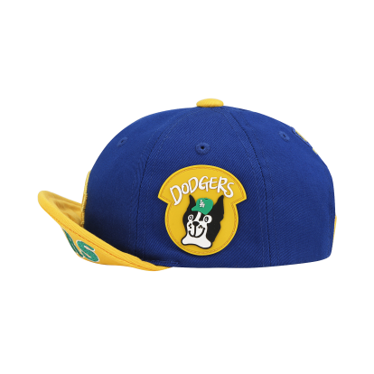 LA DODGERS DRAWING BARK WIRED CAP