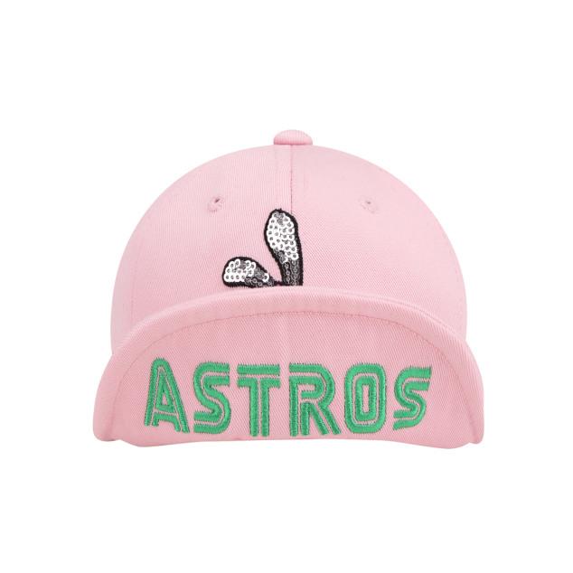 HOUSTON ASTROS ATO SPANGLE WIRED CAP
