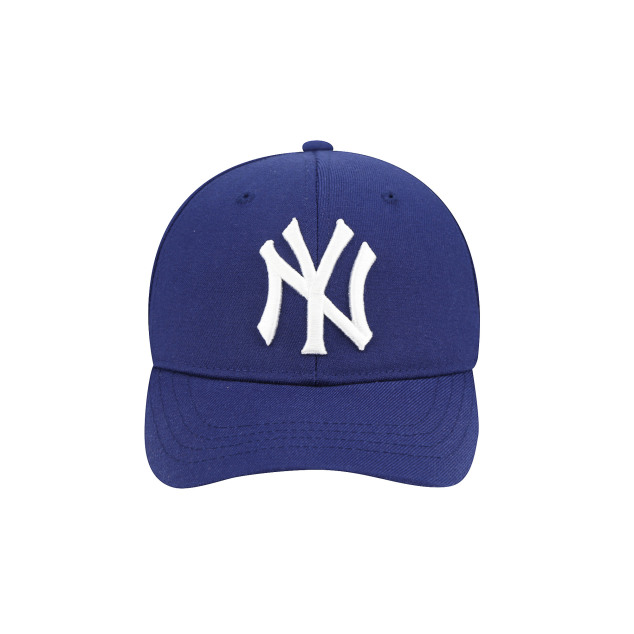 NEW YORK YANKEES DRAWING BARK SIDE WAPPEN CURVED CAP