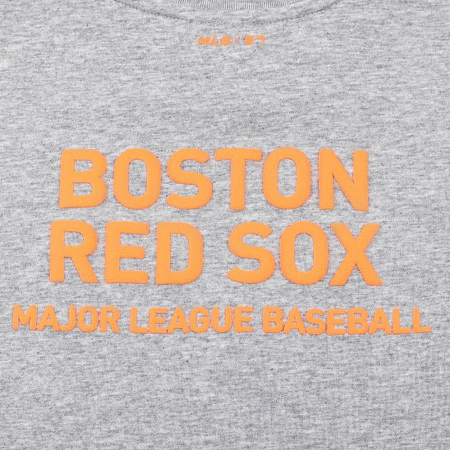 BOSTON RED SOX SIMPLE LOGO SHORT SLEEVE T-SHIRT