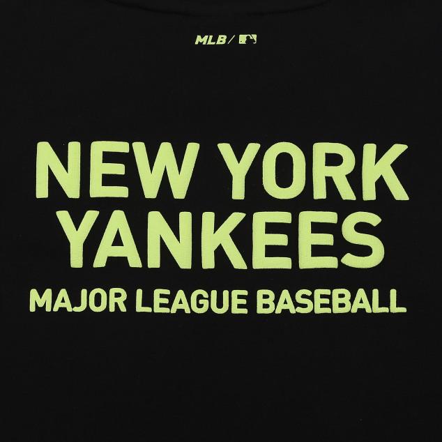 NEW YORK YANKEES SIMPLE LOGO SHORT SLEEVE T-SHIRT