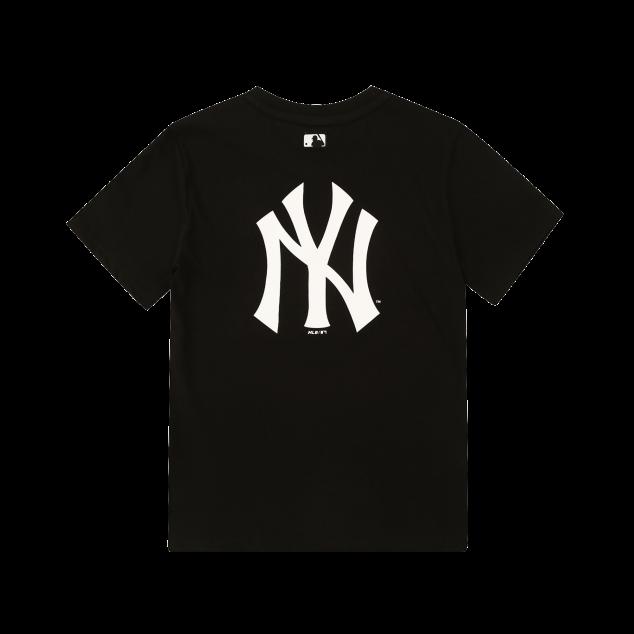 등판 대로고 티셔츠 뉴욕양키스