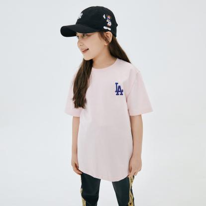 MLB x DISNEY 미키마우스 등판 그래픽 티셔츠 LA다저스