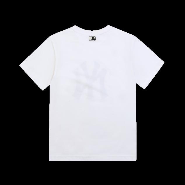 빅로고 포인트 티셔츠 뉴욕양키스