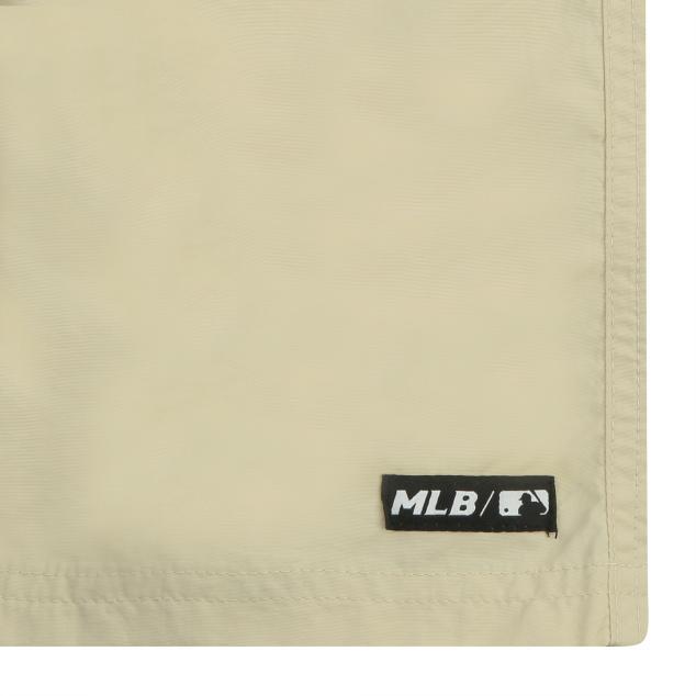 BASIC 나일론 5부 반바지 MLB