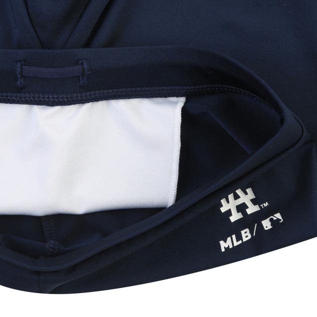 MLB LIKE 라글란배색 기본 팬츠 수영복 세트 LA다저스