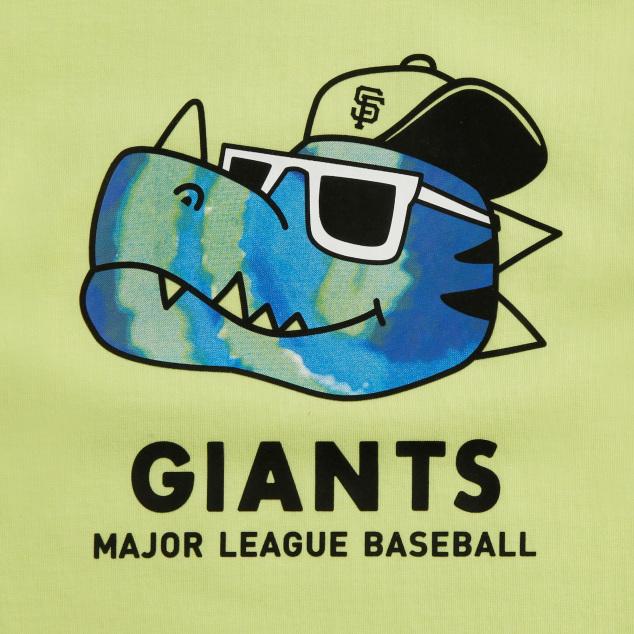 타이다이 키노 티셔츠 샌프란시스코자이언츠