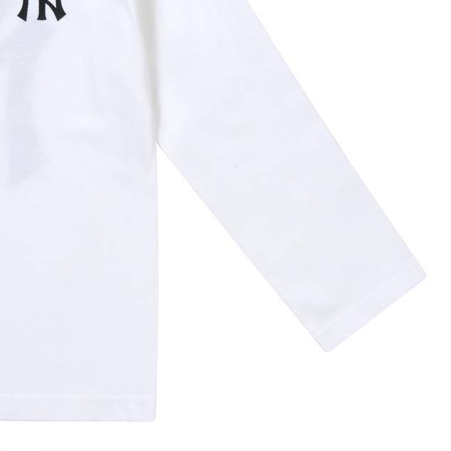빅로고 기본 긴팔 티셔츠 뉴욕양키스