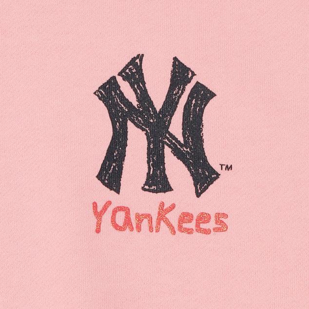 MLB LIKE 여아 트윙클 원피스 뉴욕양키스