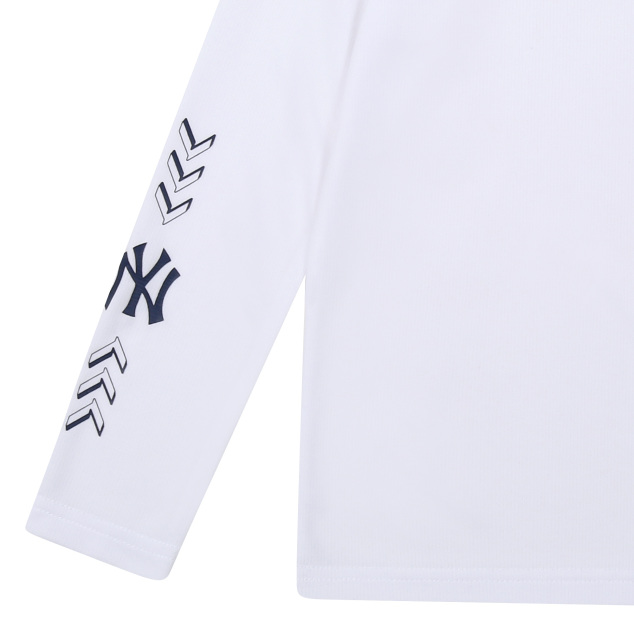 SEAM BALL 긴판 티셔츠 뉴욕양키스