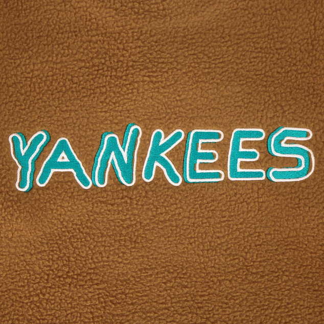 MLB키즈 자수로고 후리스 맨투맨 뉴욕양키스