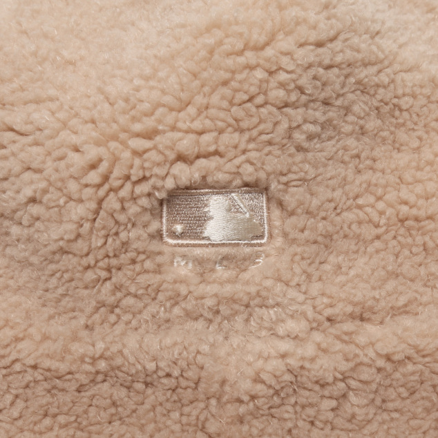 메가베어 양털 후리스 목도리 스누드 뉴욕양키스