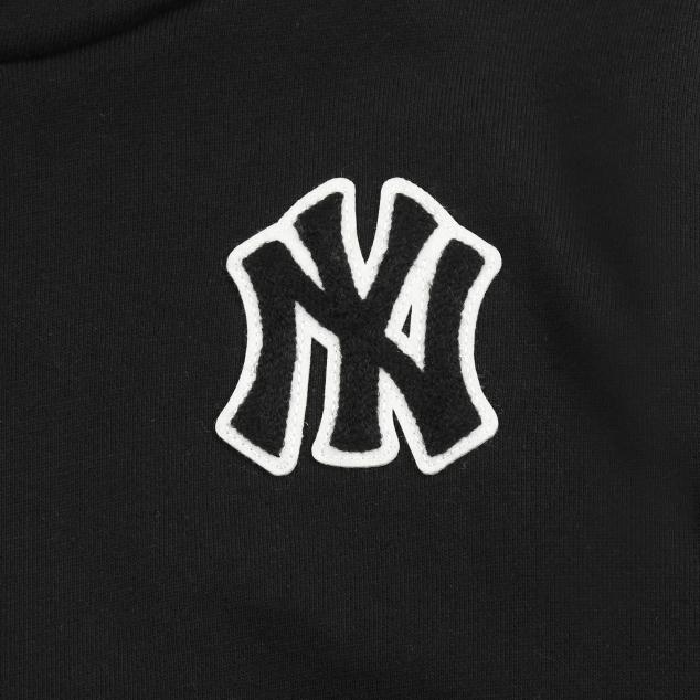 MLB키즈 부클와펜 기모 후드티 뉴욕양키스