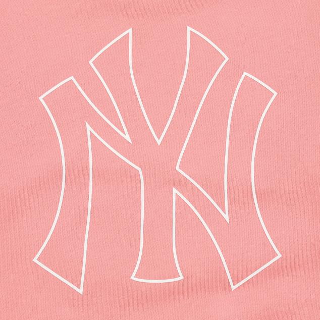 MLB키즈 빅로고 기모 맨투맨 뉴욕양키스