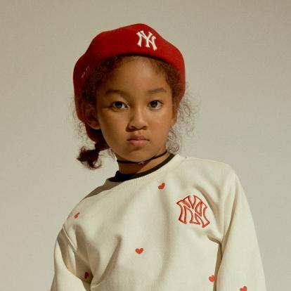 패밀리 뉴스보이캡 숏챙 뉴욕양키스