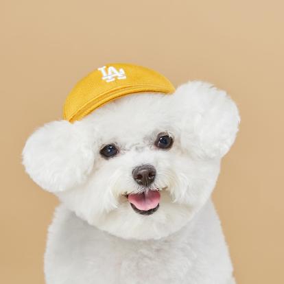 [PET] 베이직 로고 캡 LA다저스