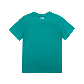 패밀리 프린트로고 티셔츠 토론토 블루제이스