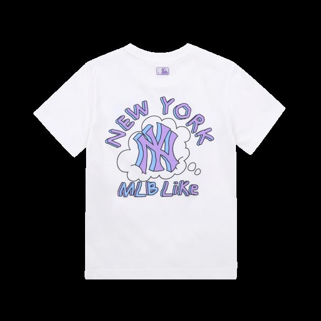 패밀리 MLB LIKE 반팔 티셔츠 뉴욕양키스