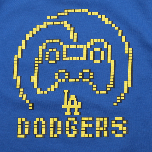 PLAY MLB 조이스틱 티셔츠 LA다저스