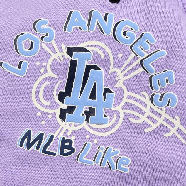 [PET] MLB LIKE 후디 LA다저스