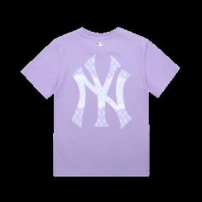패밀리 모노그램 타이다잉 빅로고 티셔츠 뉴욕양키스