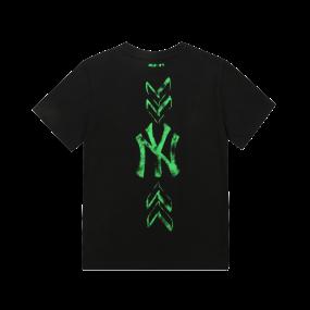 SEAM BALL 스텐실 티셔츠 뉴욕 양키스