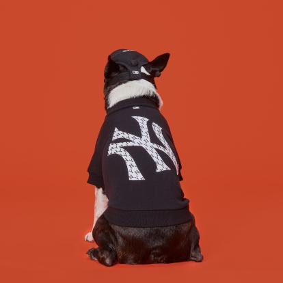 [PET] 모노그램 맨투맨 뉴욕양키스