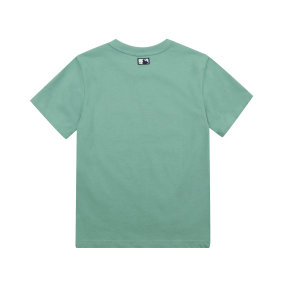 베이직 로고 라벨 티셔츠 뉴욕양키스