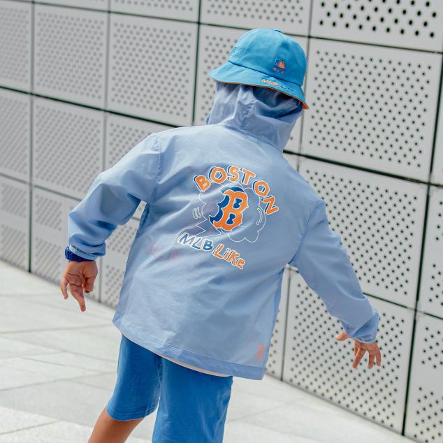 MLB LIKE 바람막이 보스턴레드삭스